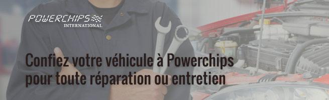 Réparation / entretien de votre véhicule